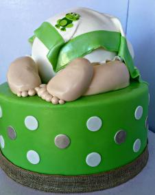 Frogge Baby Shower