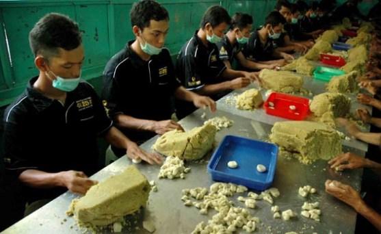 sejarah bakpia dan pembuatan bakpia  cakfami