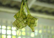 ketupat, contoh belah ketupat