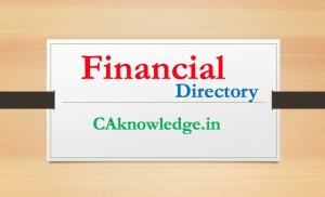 CAknowledge Financial Dictionary