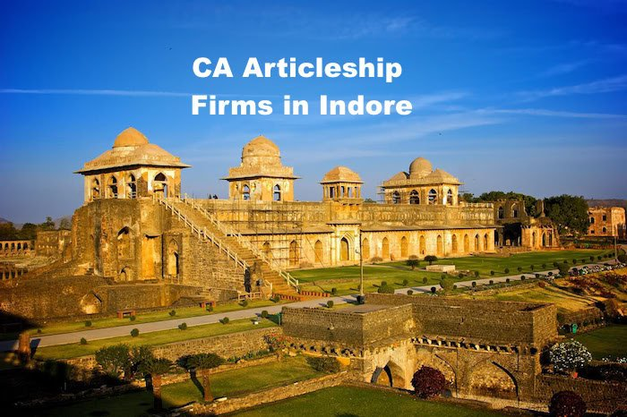 CA Articleship Firms Indore