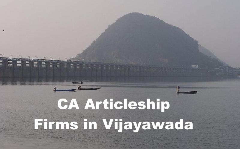 CA Articleship Firms Vijayawada