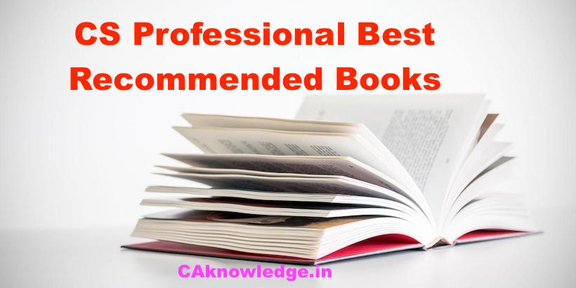 CS Professional Books