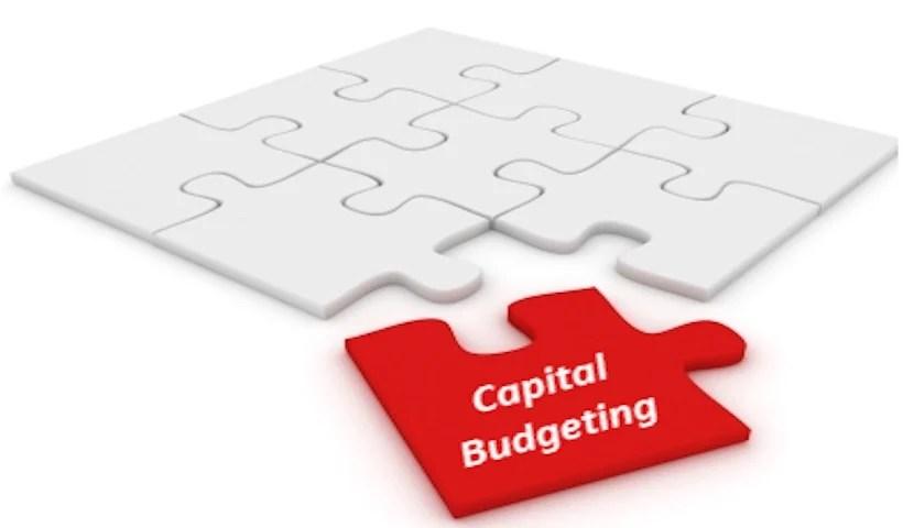 Capital Budgeting CAknowledge