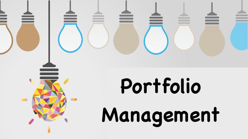 Portfolio Management Theories Dow Jones  Random Walk Theory