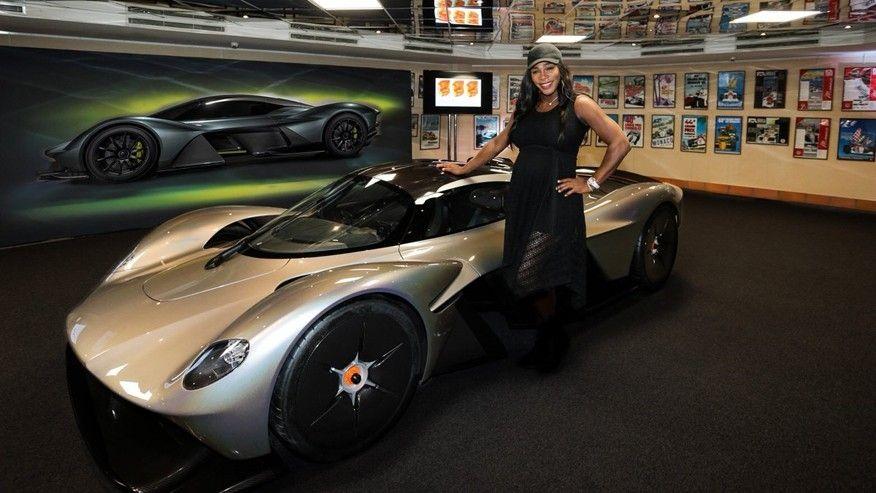 Serena Williams Cars