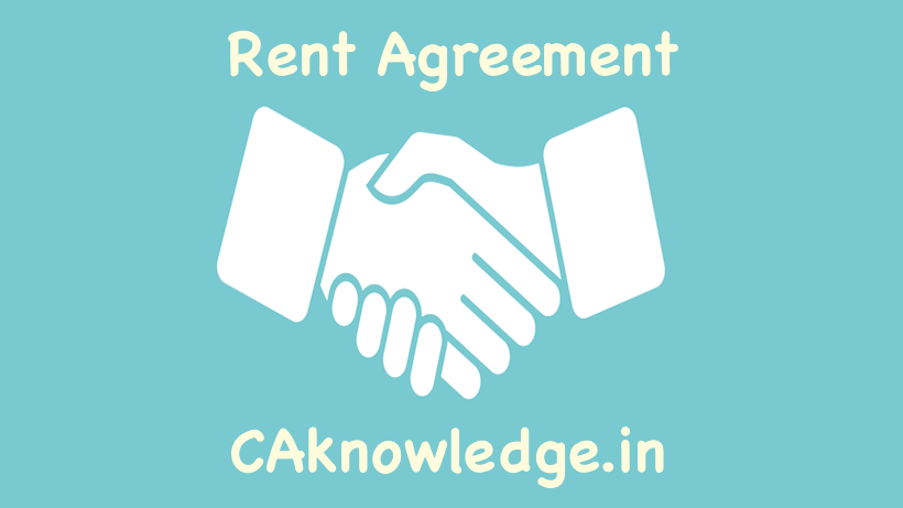 Rent Agreements