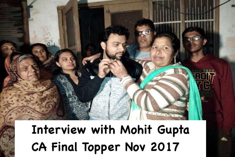 Interview with Mohit Gupta