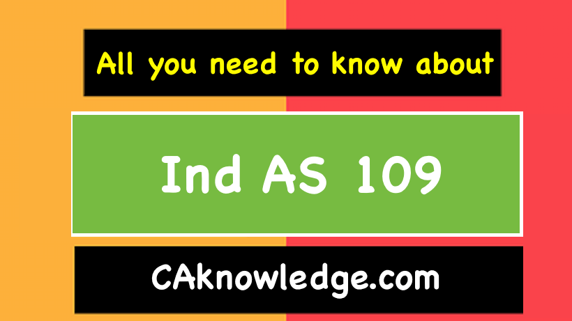 Ind AS 109