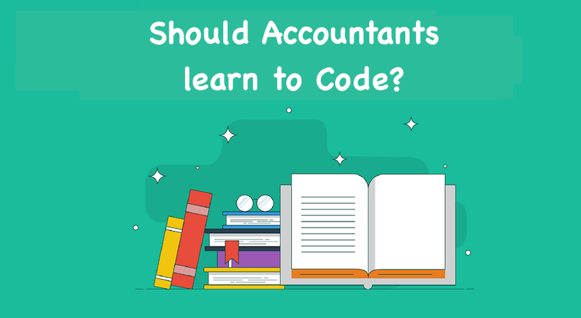 Should Accountants learn to Code