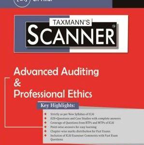 CA Final Audit Scanner by Pankaj Garg