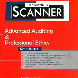 CA Final Audit Scanner by Pankaj new