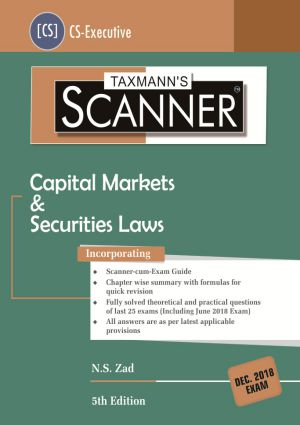 CS Executive Capital Markets and Securities Law Scanner