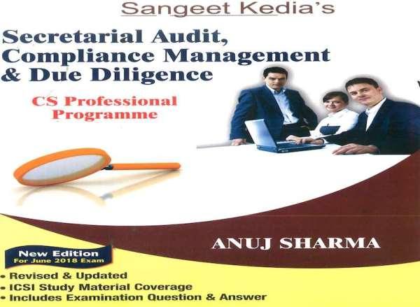CS Professional Secretarial Audit, Compliance