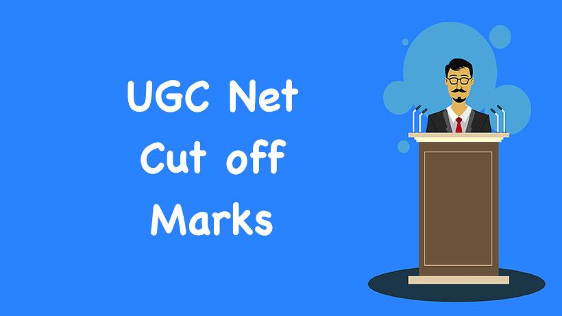 UGC Net Cut off