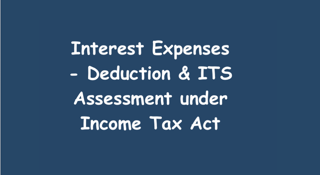 Interest Expenses