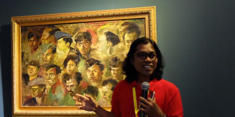 Lima Lukisan Ikonik Istana Negara Dan Kisah Di Baliknya