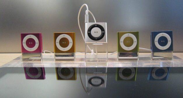 Ipodcalypse, Apple Resmi stop Ipod Nano dan Shuffle