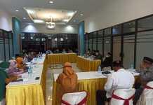 Suasana Rapat Komisi MUI Gresik