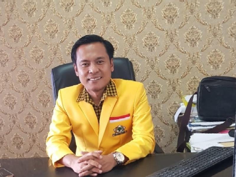 Ketua DPD 2 Golkar Surabaya, Arief Fathoni