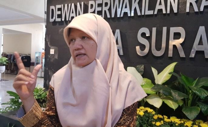 Wakil Ketua DPRD, Reni Astuti