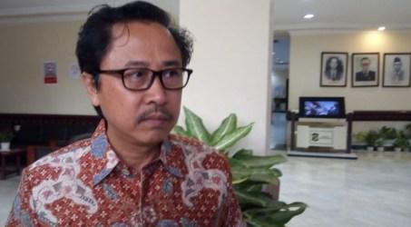 Ketua Komisi C DPRD Surabaya, Baktiono