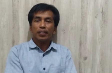 Kabid Sarpras Dispora Surabaya, Edi Santoso