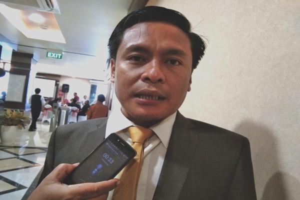 Anggota Komisi A DPRD Surabaya, Arief Fathoni