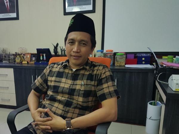 Mahfu Anggota Komisi B DPRD Kota Surabaya
