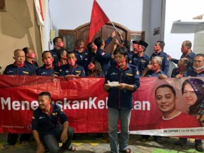 Relawan eri armuji yang terus bermunculan