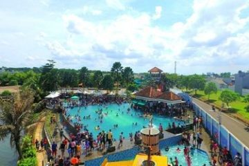 pulo saiji waterpark serpong