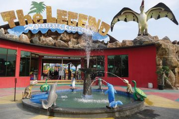the legend water park