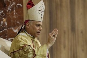 """Archbishop: """"I respect your right to employ or not employ whomever you wish to advance your mission."""""""