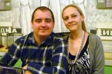 Andrei und Tamara