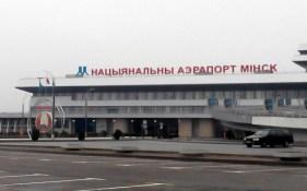 Flughafen Minsk 1