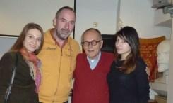 Treffen mit Nastja Schabaltas