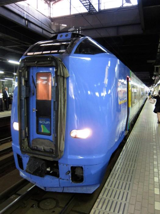 スーパー宗谷 JR北海道キハ261系気動車