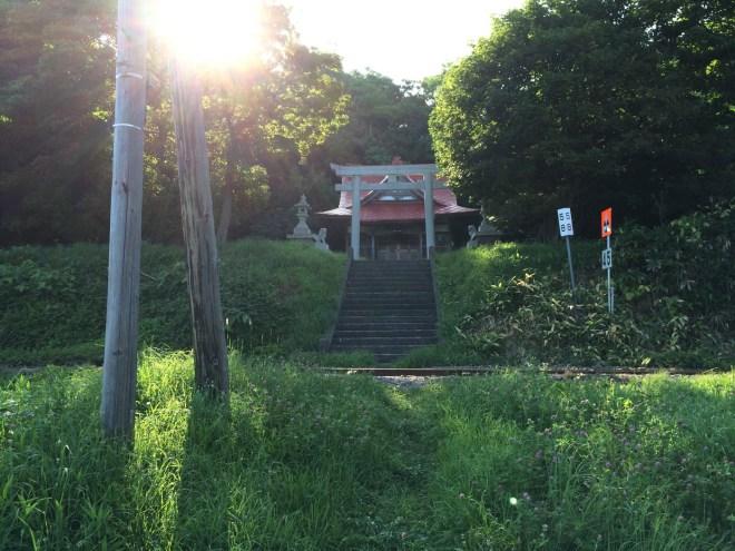 阿分稲荷神社