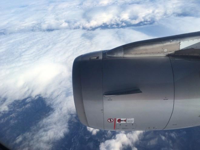 Jetstar空の上