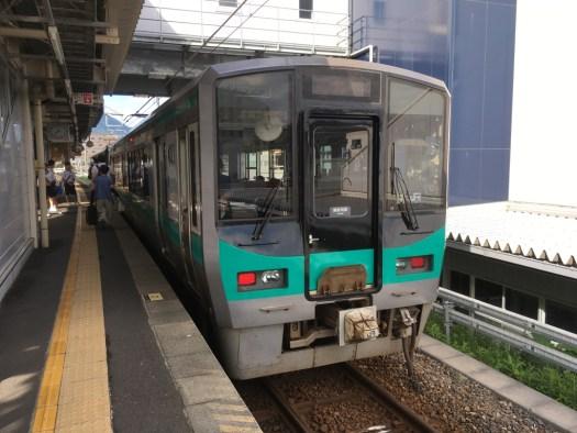 小浜線 東舞鶴行き