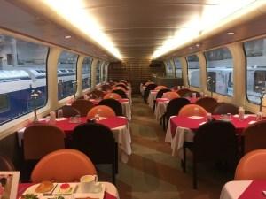 100系168形式新幹線「二階建て食堂車」