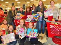 Sunday Friends' Holiday Shopping Spree – 10 years of Shopping So Others Can Give