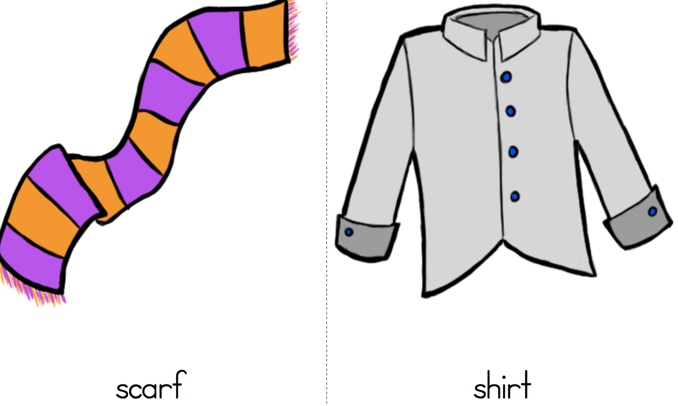 Clothes Flashcards And Lesson Activities 25 Minute