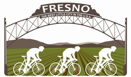 Image from Fresno Bike Master Plan.