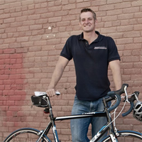 Jason Cater, Executive Director of Bike Bakersfield. Image: Bike Bakersfield