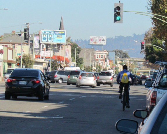 To increase biking and walking, California needs to put its money where its mouth is. Photo: Melanie Curry/Streetsblog California