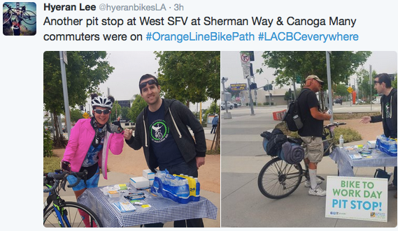 Image via ##http://twitter.com/lacbc##Los Angeles County Bicycle Coalition/Twitter.##