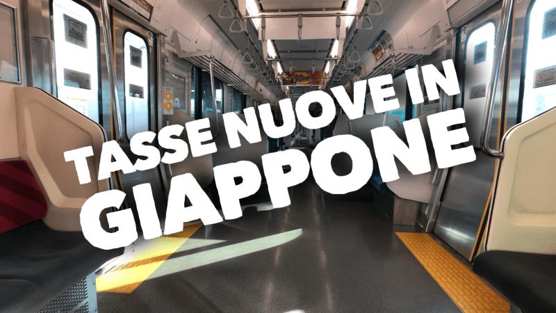 NUOVE TASSE IN GIAPPONE
