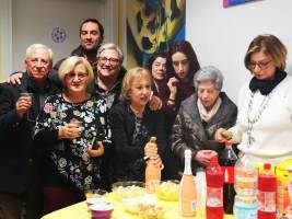F1 gruppo di famigliari associazione PerLe Demenze