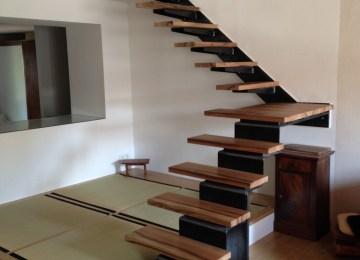 Escalier Bois Design | ᐅ Escalier Mezzanine Escalier Rampe Escalier ...